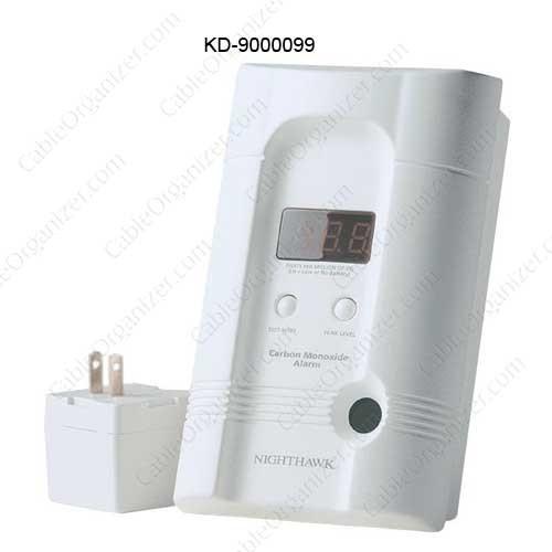Kidde CO Alarm, Digital, Deluxe, Battery Backup - icon