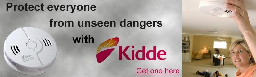 Kidde combo smoke / carbon monoxide alarm