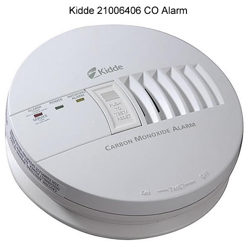 Kidde 21006406 CO Alarm - icon