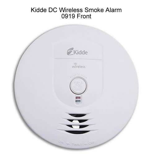 Kidde Wireless Ionization Inter-connectable Smoke Alarms