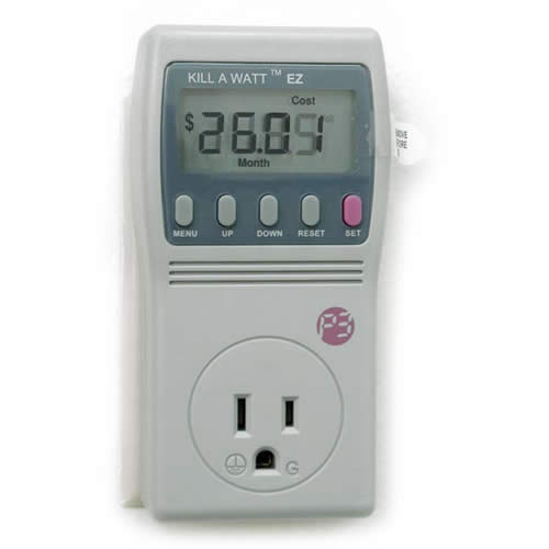 Frontal Image of Kill A  Watt Electricity Usage Monitor - icon