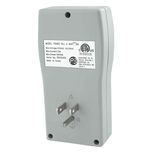 Rear image of Kill A  Watt Electricity Usage Monitor - icon