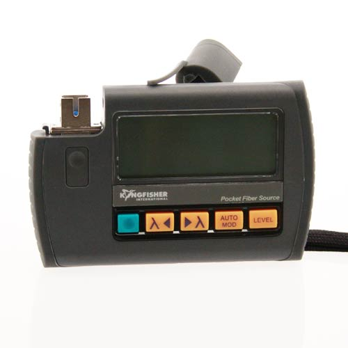 front view of kingfisher ki 9800 series optical light source with adapter - icon