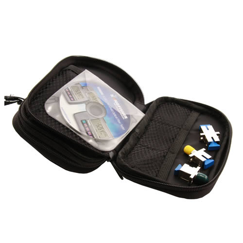 kingfisher ki 9600 series optical power meter case with accessories - icon