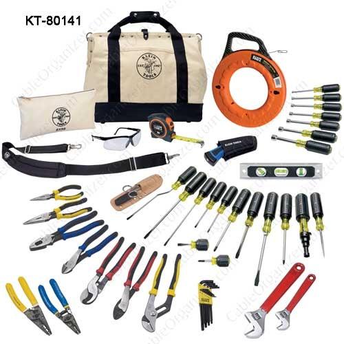 Klein Tools 41-piece Journeyman™ Tool Set