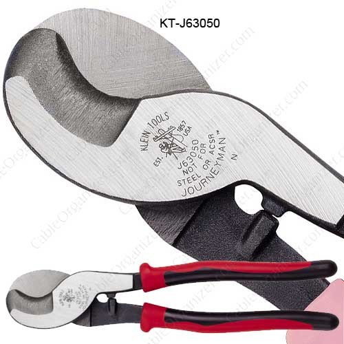 Klein Tools Journeyman High-Leverage Cable Cutter - icon
