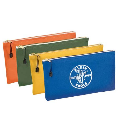 Klein Tools Canvas Zipper Bag - 5139 Colors - icon