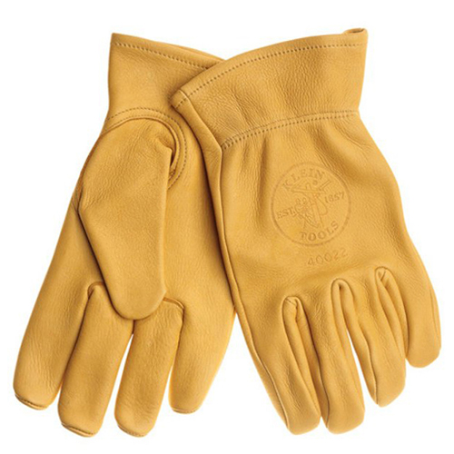 Klein Tools Deerskin Work Gloves - icon