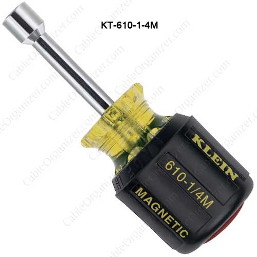 Klein Tools Magnetic-Tip Nut drivers