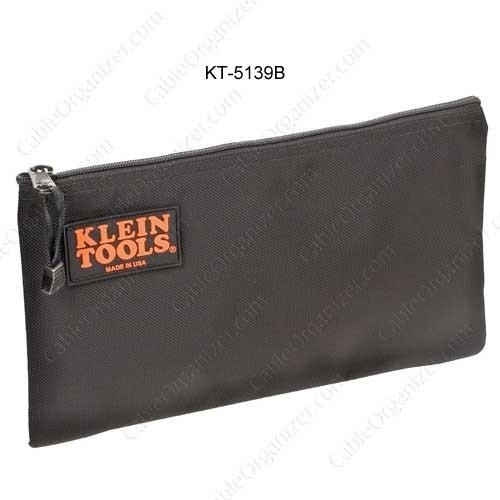 Klein Tool Cordura� Ballistic Nylon Zipper Bags, 5139B - icon
