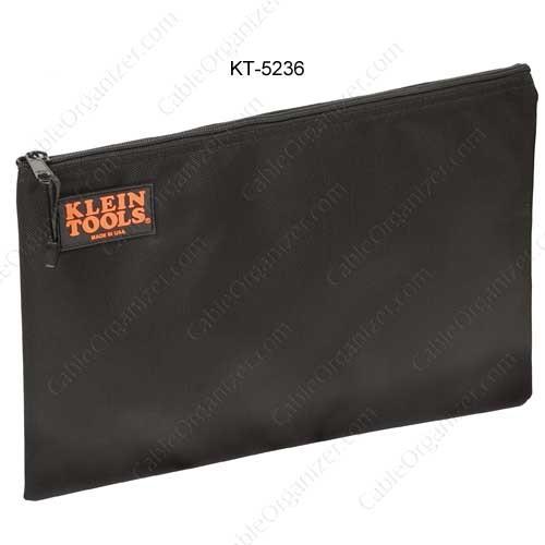 Klein Tool Cordura� Ballistic Nylon Zipper Bags, 5236 - icon