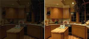 Home Controling Light