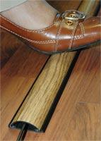 wood grain cord protector