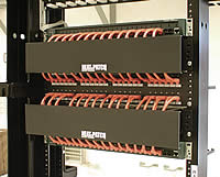 Neat Patch server cable management