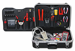 Network/Coaxial Installers Tool Kit