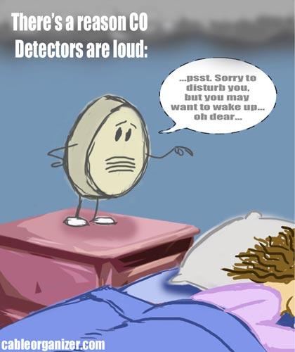 a quiet alarm saves no lives