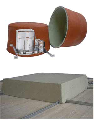 Examples of Light Fixture Covers and Troffer Covers