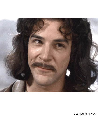 princess bride on television with HDMI cables
