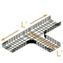 CM25 Cable Tray Junctions & Intersections