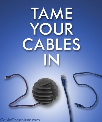 Tame Your Cable Clutter in 2015
