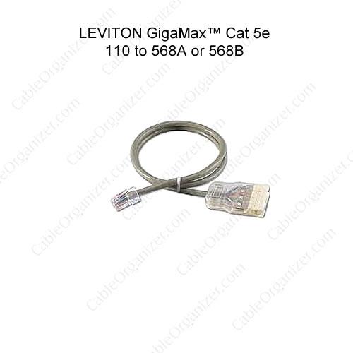 cat5e 110 to 568A/B