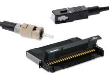 Leviton fiber optic connectors, Opt-X