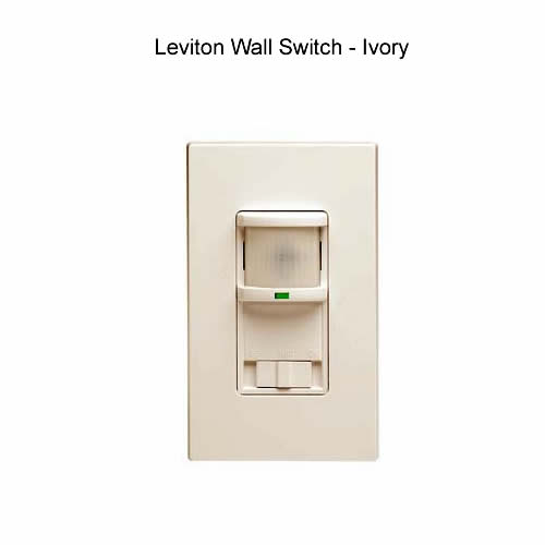 Leviton switch ivory - icon