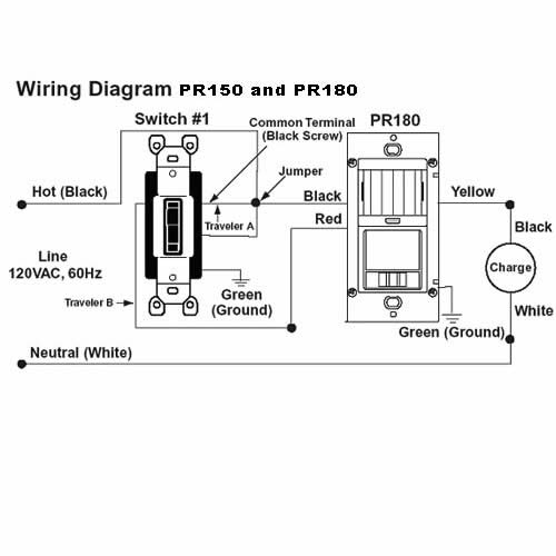 Wiring diagram PR150 - icon