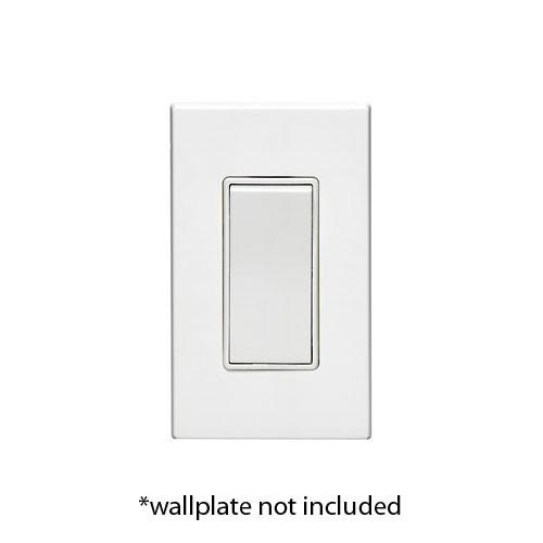 leviton decora plus 15 amp designer style switches in white with wallplate icon