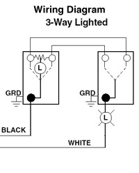 wiring diagram for 3-way system
