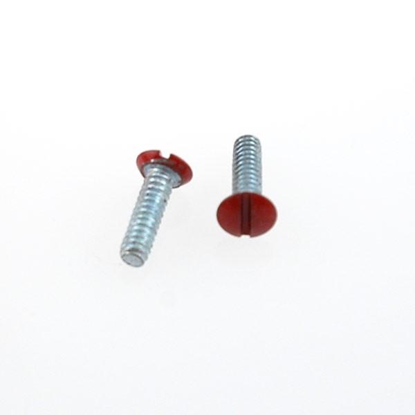 red screws