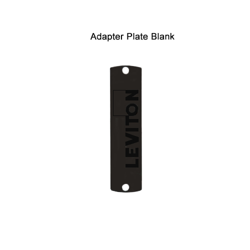 Leviton Opt-X Adapter Plate ST Connectors - ico