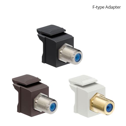Leviton F-type adapter - icon