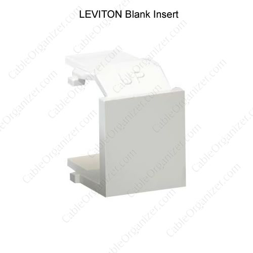 Leviton Blank Insert - icon