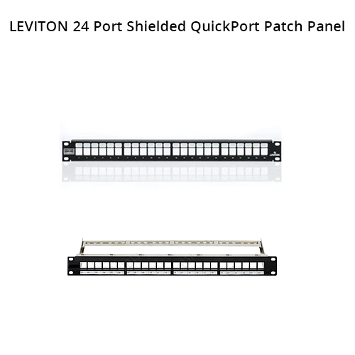 Leviton 24 port patch panel - icon