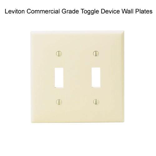 Leviton Dual Wall Plate - icon