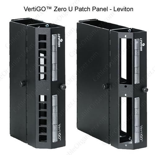 Leviton Zero U Patch Panel - icon