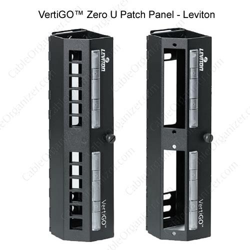 Leviton VertiGO Patch Panel - icon