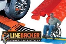 Linebacker, Diamondback cable protectors