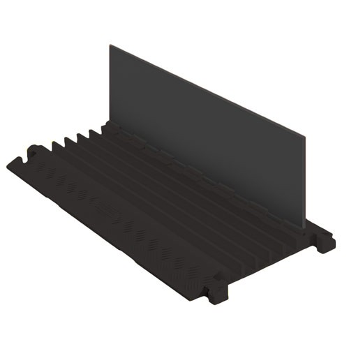 Linebacker 5 channel with black lid