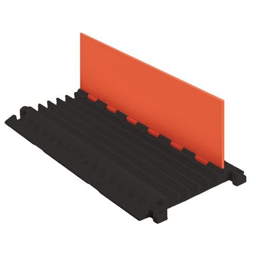 Linebacker 5 channel with orange lid