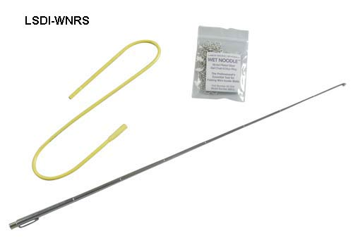 lsdi wet noodle magnetic in-wall retrieval kit components icon