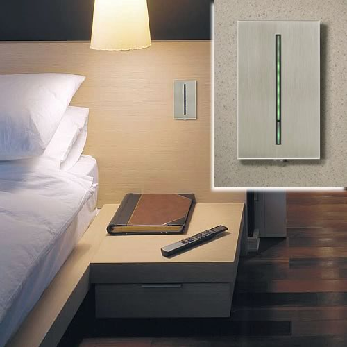 lutron vierti light dimmer residential application icon