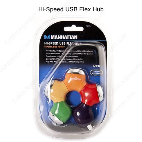 USB Flex Hub - icon