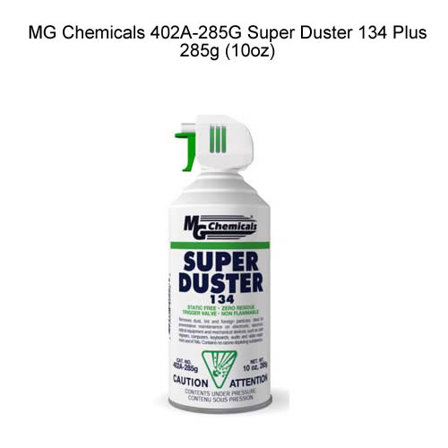 mg chemicals 402a super duster spray can icon