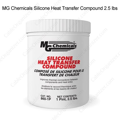 MG Chemicals MGC-860 Silicone Heat Transfer Compound