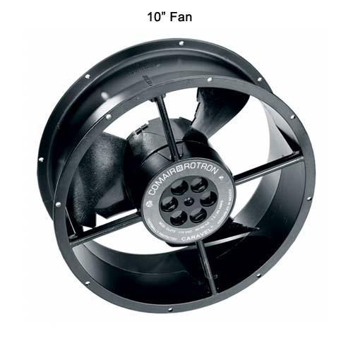 Middle Atlantic 10 inch fan icon