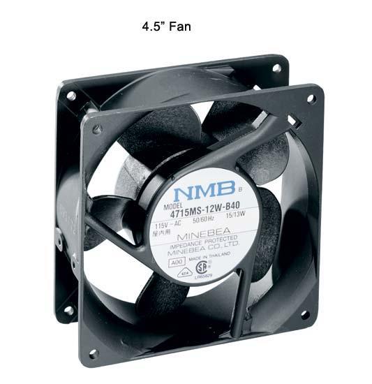 Middle Atlantic 4.5 inch fan icon