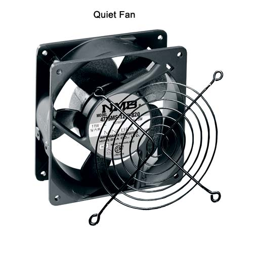 Middle Atlantic quiet fan icon