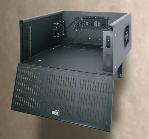 Middle Atlantic DLBX DVR Lockbox